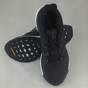adidas Womens Energy Boost Shoes Black 6.5